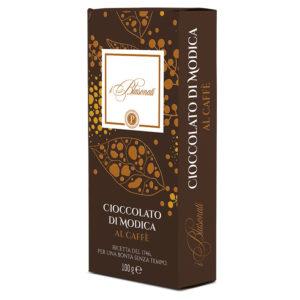 Peluso Cioccolato Modica al Caffè