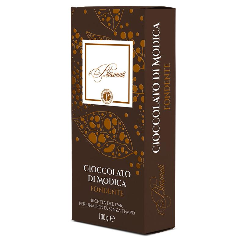 Peluso Cioccolato Modica Fondente