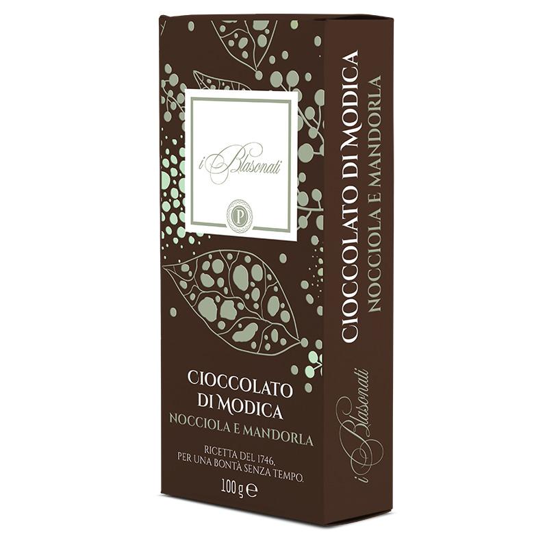 Peluso Cioccolato Modica Nocciola e Mandorla